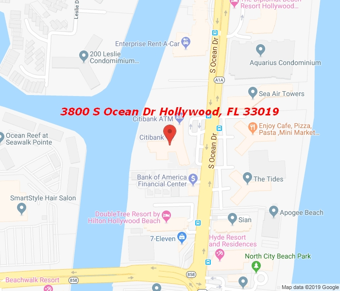 3800 Ocean Dr #305, Hollywood, Florida, 33019